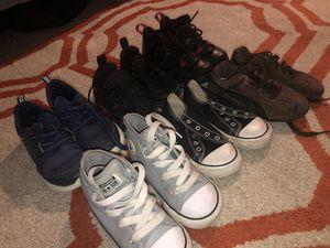 Convers Jordan's Nike's Pumas for Sale in Wenatchee, WA