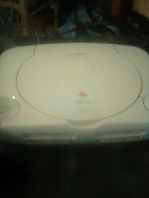 Vintage ps one. In great condition. No games for Sale in Farmville, VA