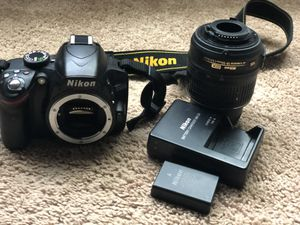 Nikon D3200 for Sale in Columbia, SC