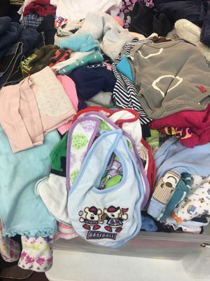 Kids clothes and baby clothes for sale - READ DESCRIPTION for Sale in Chesapeake, VA