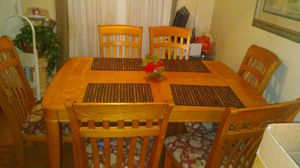 Dining table set for Sale in Denver, CO