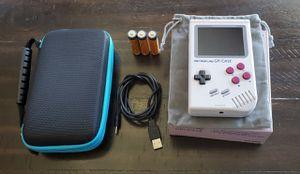Custom Retro Gameboy handheld for Sale in San Antonio, TX