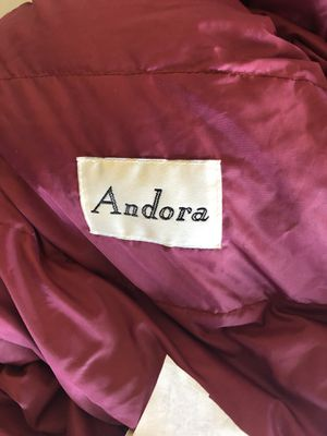 Andora mummy sleeping bag for Sale in Austin, TX
