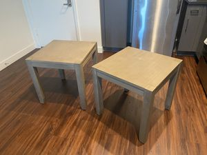End tables for Sale in Wildomar, CA
