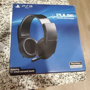 Ps3/Ps4 Headphones for Sale in Goodyear, AZ