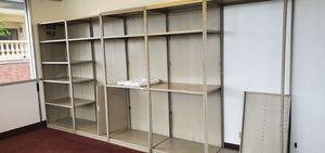 Metal shelves for Sale in Inglewood, CA