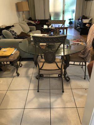 Dining Table $300 for Sale in Davie, FL