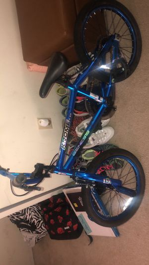 Blue Krome BMX Bike for Sale in Severn, MD