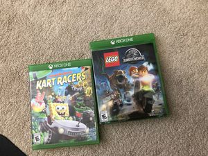 Xbox one games lot kids good condition for Sale in Parkland, FL