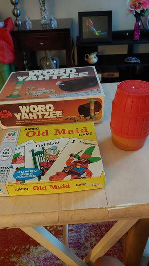 Board/ Card Game/ Toy for Sale in Revere, MA