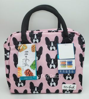 Betsey Johnson Boston Terrier Lunch Tote for Sale in Delray Beach, FL