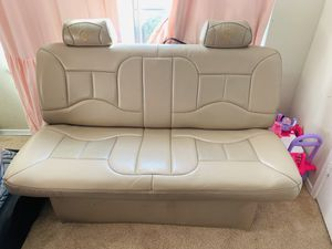 2005 Chevy express 1500 conversion seat back for Sale in Woodbridge, VA