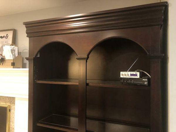 IFK Chocolate Colored Shelf
