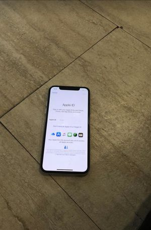 iPhone X for Sale in Stafford Courthouse, VA
