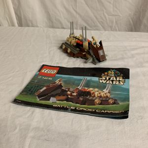 Lego Star Wars Battle Droid Carrier 7126 for Sale in Santa Ana, CA