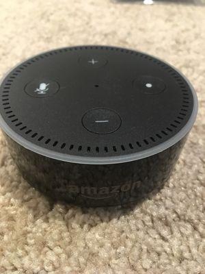 Echo Dot (2nd Gen) Smart Speaker with Alexa - Black for Sale in Washington, DC