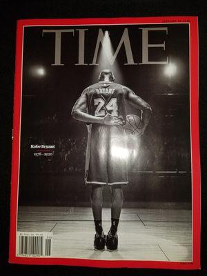 Kobe Bryant Time Magazine for Sale in Pico Rivera, CA