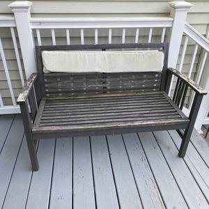 Outdoor Bench for Sale in Ashburn, VA
