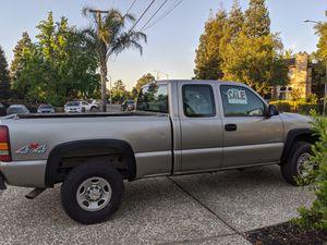 2001 Chevy Silverado 2500 for Sale in Pleasanton, CA