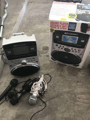Singing machine for Sale in Phoenix, AZ