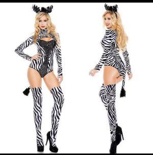 Zebra Halloween Costume sexy for Sale in La Mirada, CA