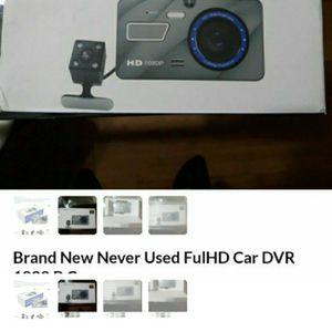 Brand New Never Used FulHD Car DVR 1080 P Camera for Sale in Miami, FL