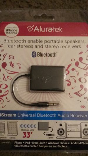 Bluetooth enable portable speakers car stereos and stereo receivers for Sale in San Jose, CA