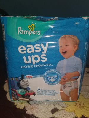 Pampers Swaddlers disposable diaper pack for Sale in Durham, NC