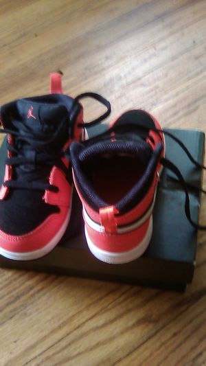 Jordan 1 Mid kids sneakers for Sale in Philadelphia, PA