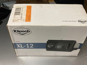 Klipsch Icon XL-12 LCR Speaker Home Theater for Sale in Brentwood, CA