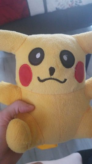 Pikachu plush for Sale in Phoenix, AZ
