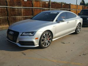 2012 AUDI A7 PARTS ! PARTS ONLY ! SUPERCHARGEF for Sale in Alsip, IL