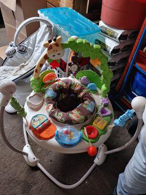 Jungle jumparoo for Sale in Meriden, CT