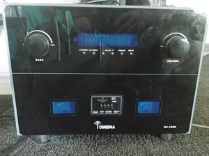 Icinima surround sound and Sony stereo and receiver for Sale in Las Vegas, NV