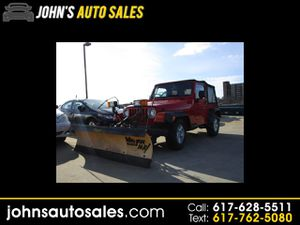 2005 Jeep Wrangler for Sale in Somerville, MA