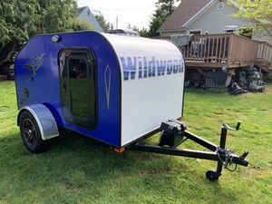 2019 wildwood teardrop trailer rv camper for Sale in Portland, OR