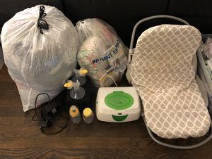 Bunch of baby stuff for Sale in Raleigh, NC
