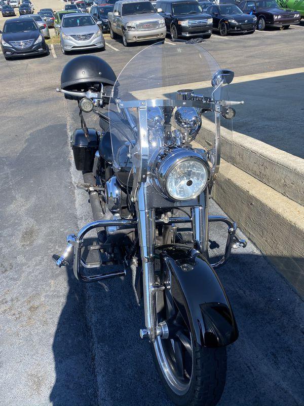 Harley Davidson switchback fld