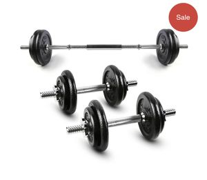 Rogue Adjustable Dumbbells 50 lbs with Connector Options for Sale in Upper Darby, PA