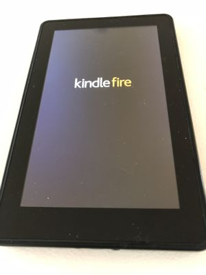 Kindle Fire Tablet with Targus Case for Sale in Woodstock, MD