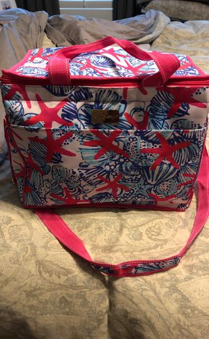 Lily Pulitzer Cooler/beach bag for Sale in Smyrna, GA