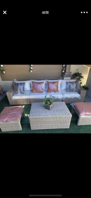Outdoor patio furniture for Sale in Placentia, CA