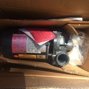 New 1/2hp sta-rite pump model LTACL-U for Sale in Southfield, MI