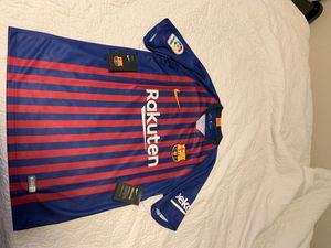 Barcelona jersey/shirt cheap for Sale in San Diego, CA