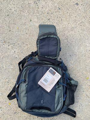5.11 Tactical Covrt Z.A.P. 6 Backpack Zone Assault Pack Asphalt,True Navy - ZAP for Sale in Centreville, VA