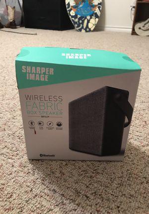 Bluetooth wireless speaker for Sale in Hallsville, TX