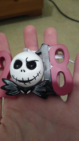 Nightmare before Christmas ornament for Sale in Keizer, OR