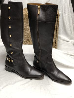 Michael Kors Eagle 07 Boots for Sale in Dover, NJ