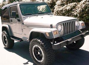 $PARKING SENSORS Jeep WRANGLER 2001$ for Sale in Virginia Beach, VA