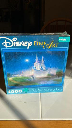 Puzzle - Buffalo Games - Cinderella's Grand Arrival - 1,000pcs - NEW for Sale in Plano, TX